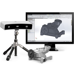3D Systems 3D Scanner Geomagic design x