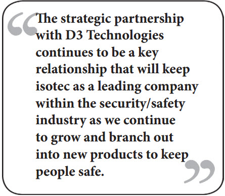 D3 Technologies customer quote